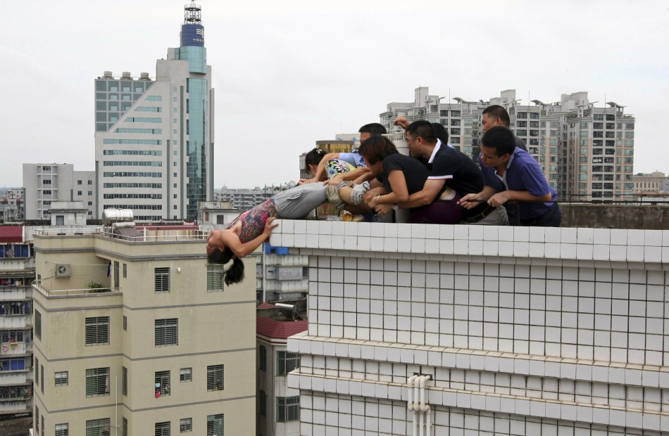 China Woman Saved From Suicide To Face Firing Squad For