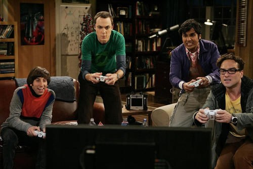 Big bang theory reuters
