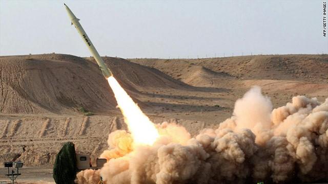 Iran's Fateh Missile