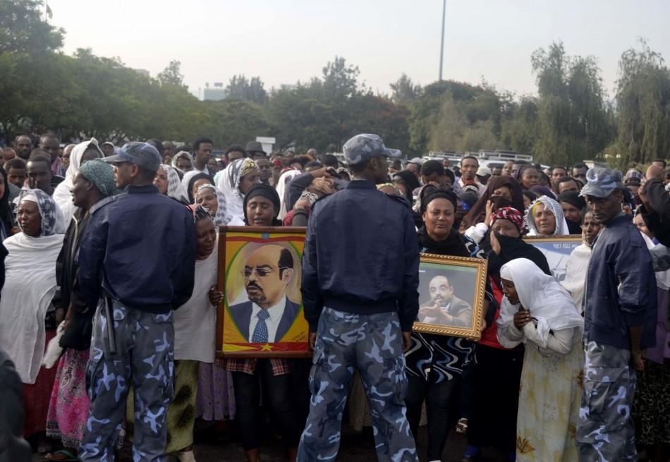 Meles Zenawi Death