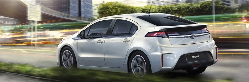 Vauxhall Ampera Cannot Travel 360 Miles on a Single Charge Rules ASA