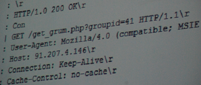 Grum Botnet