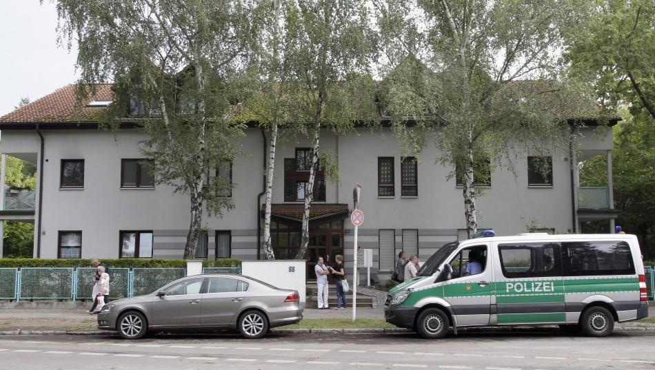 Berlin family murdered