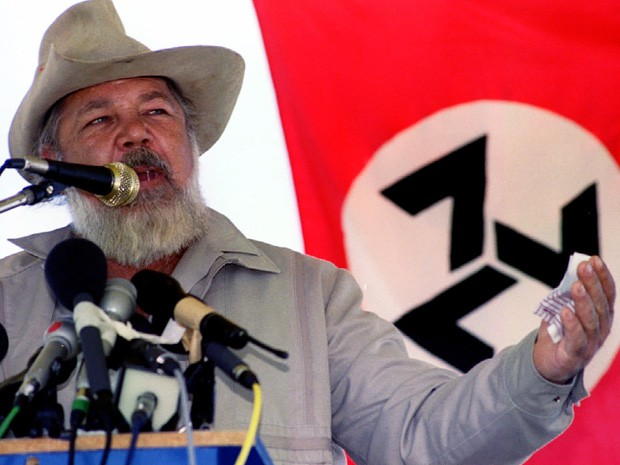 Eugene Terreblanche was murdered at his home in April 2010 (Reuters)