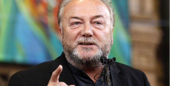 George Galloway's remarks about rape left Holywood editor Mandy Rhodes 'frankly gobsmacked' (Reuters)