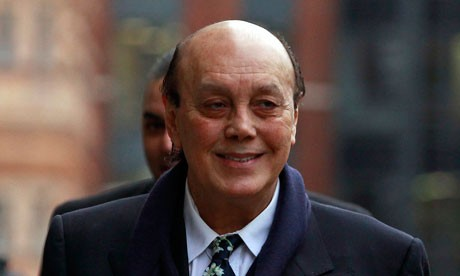 Polly Peck tycoon Asil Nadir stole nearly £29m from his company during a three-year period (Reuters)