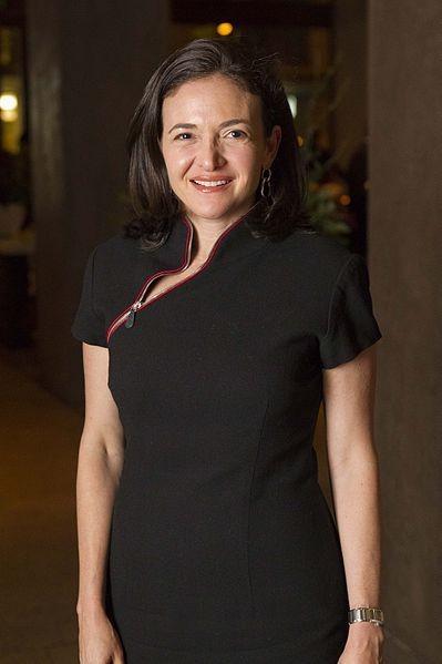 No 8 Sheryl Sandberg