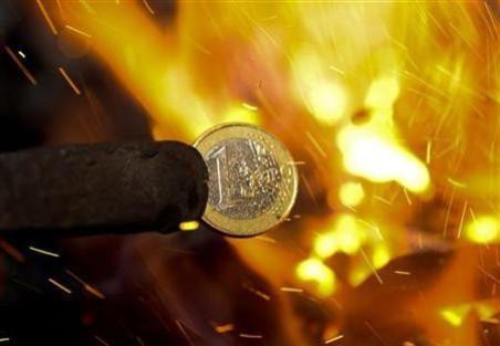 Euro zone coin