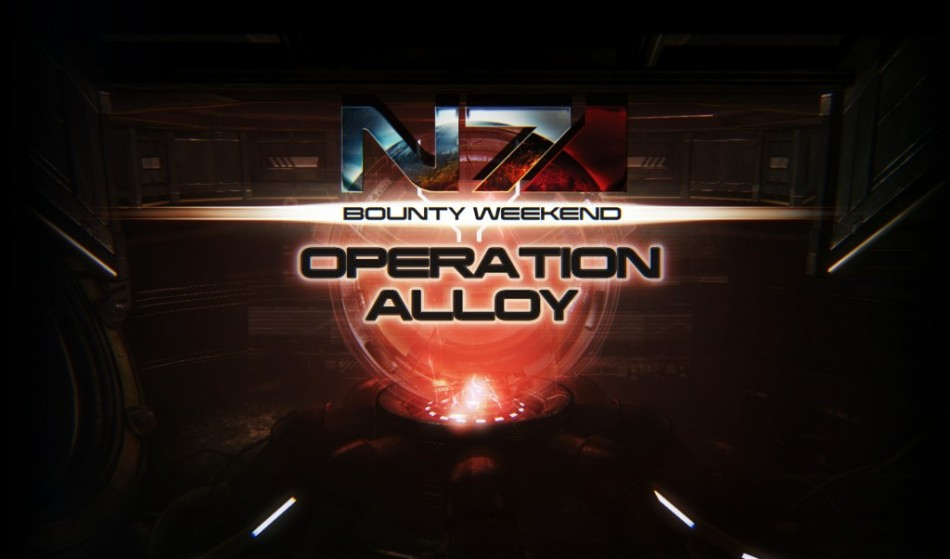 BioWare Launches 'Mass Effect 3: Operation Alloy' N7 Multiplayer Weekend