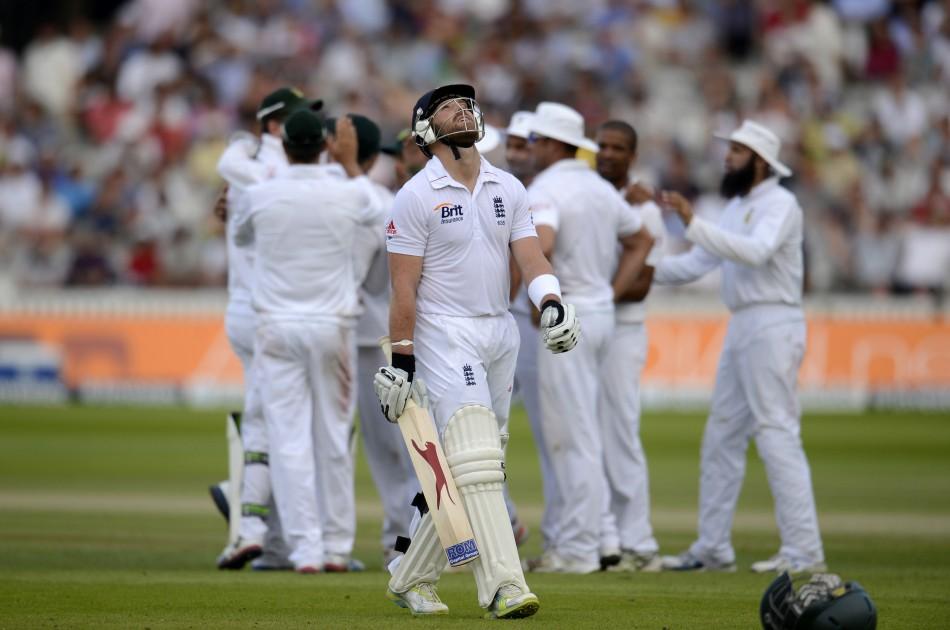 England SA review