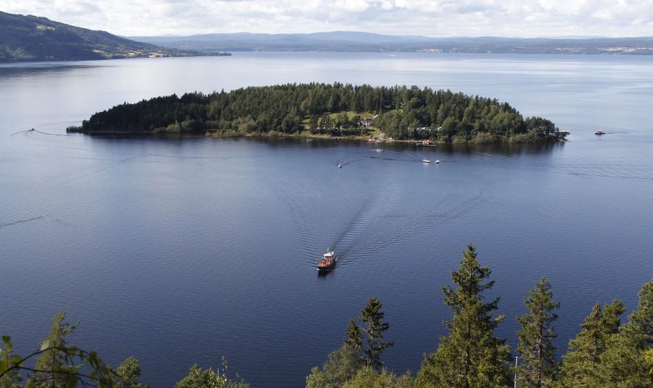 The Island: Utoeya
