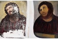 Worst Art Restoration: From 'Ecce Homo' to 'Ecce Mono'