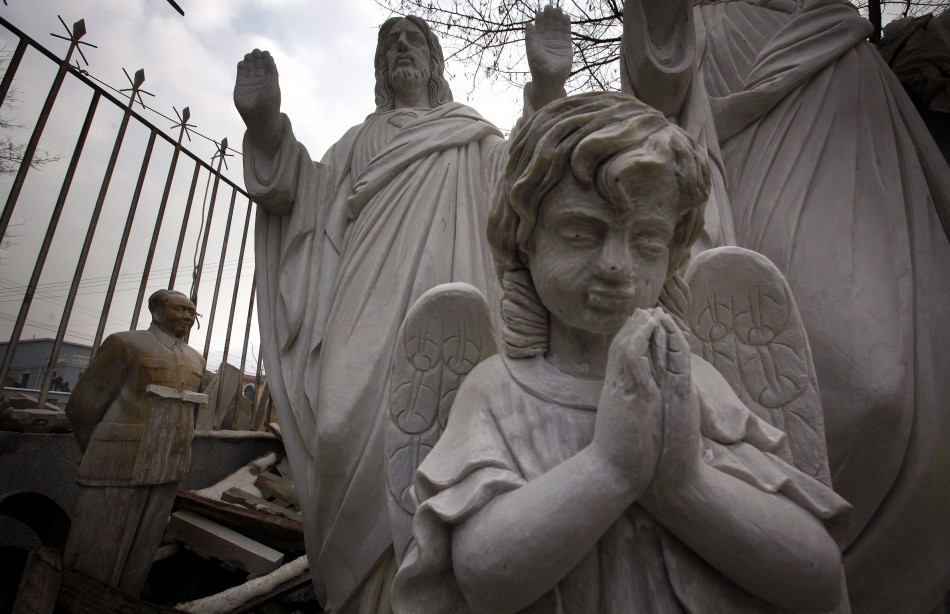 Whatever you do, don't blink. (Photo: Reuters)