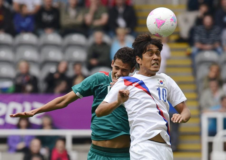Arsenal Striker Park Chu-Young