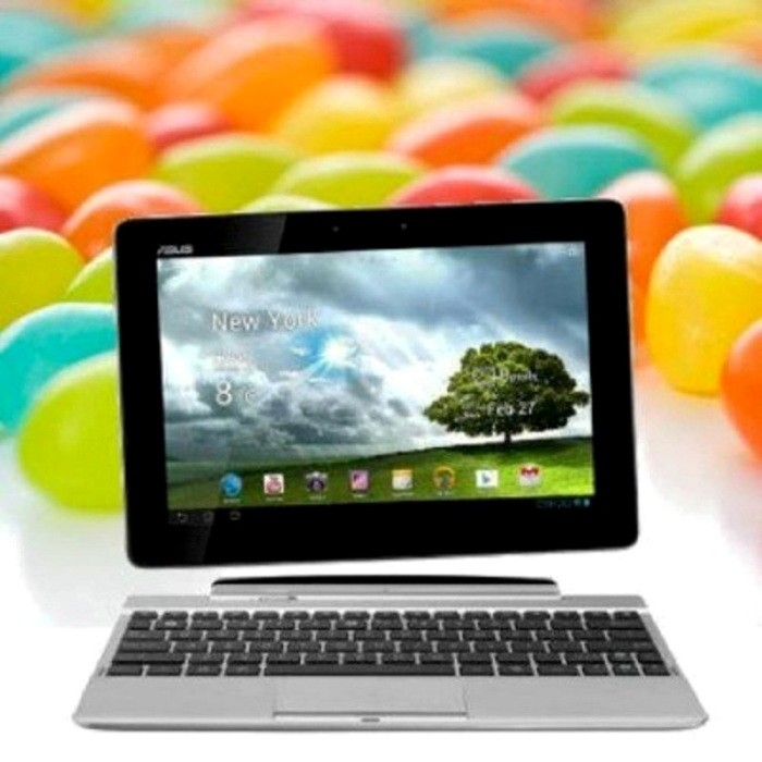 ASUS Transformer Pad TF300 Gets Jelly Bean OTA Update in the UK