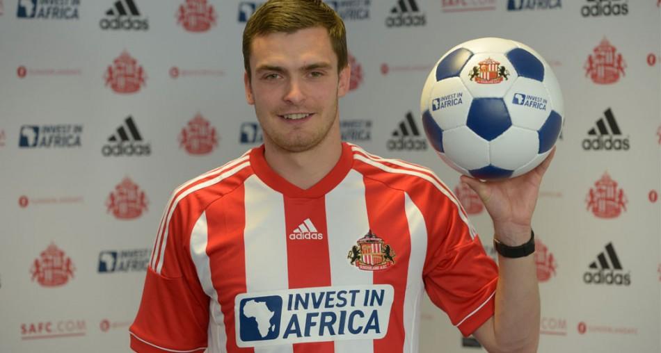 Sunderland sign Adam Johnson