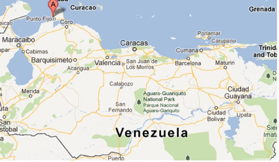 Explosion at Venezuela's Biggest Oil Refinery