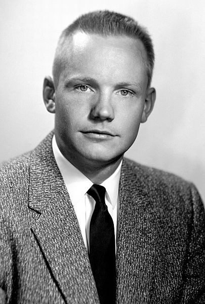 Armstrong during his younger years