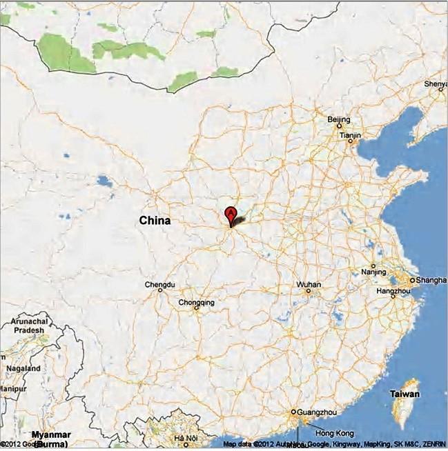 China bus collision