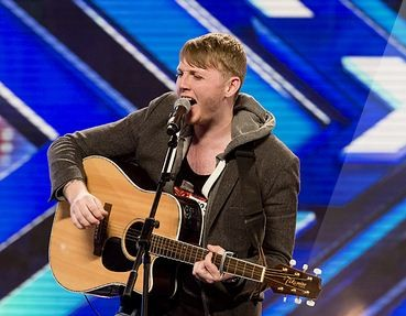 X Factor 2012:James Arthur Reveals he stole food to survive