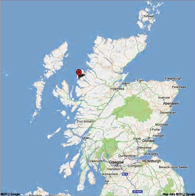 Loch Gairloch Canoe Tragedy