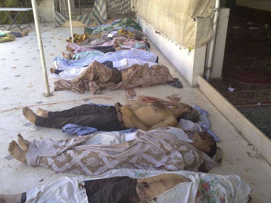 Daraya Massacre