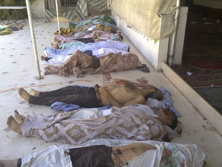 Daraya Massacre