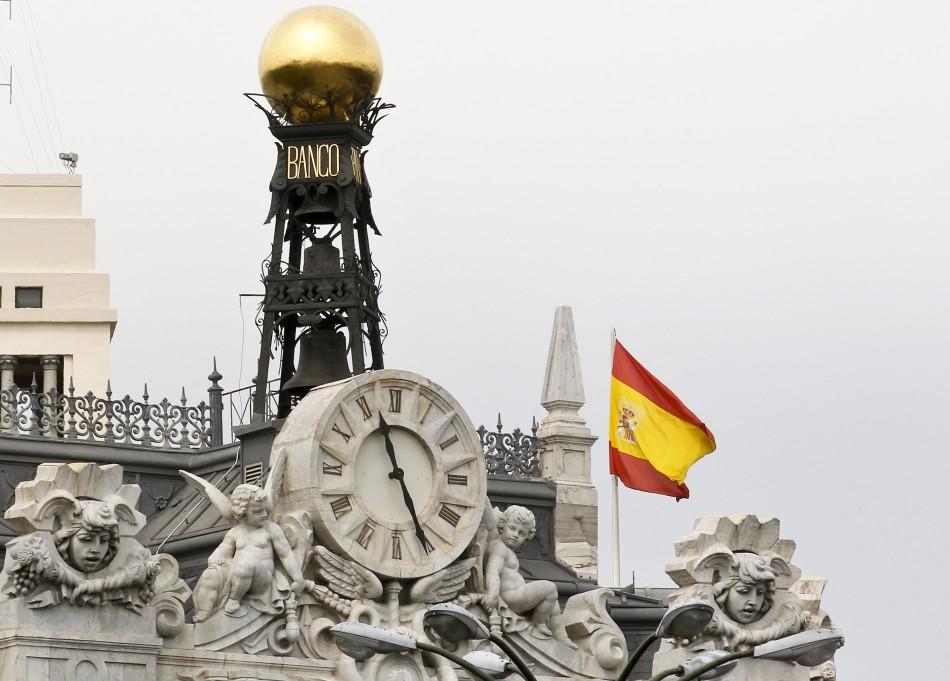 Spain's recession
