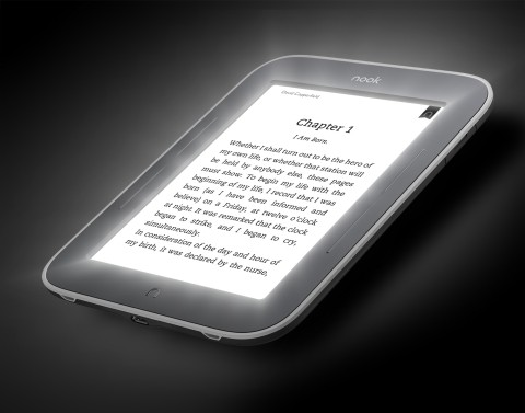 Barnes & Noble Bringing Nook Range to the UK