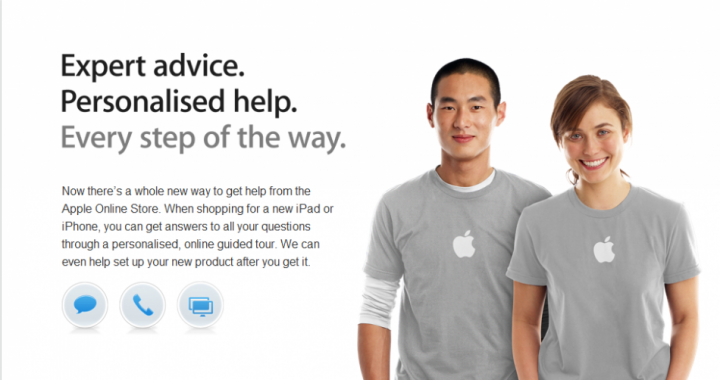 Apple Online Geniuses