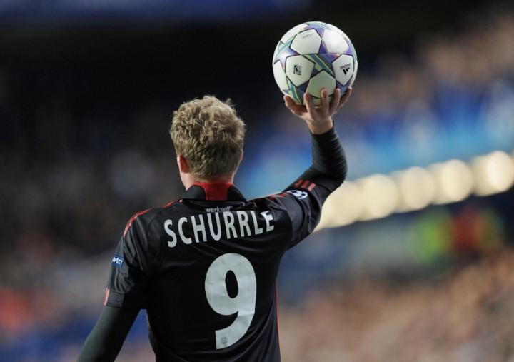 Bayer Leverkusen forward André Schürrle
