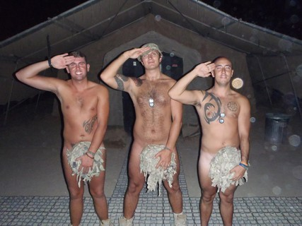 Naked Prince Scandal Army Personnel Strip On Facebook In