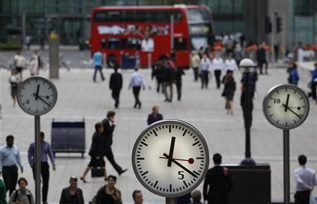 clocks london