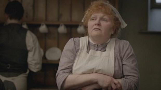Downton Abbey's Lesley Nicol