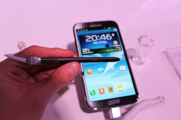 Galaxy Smartphones Power Samsung Anew to Record Q3 2012 Result
