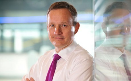 Anthony Jenkins, Barclays CEO