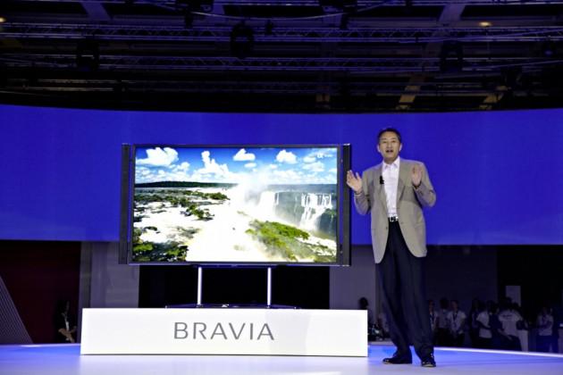 Sony Bravia KD-84X9005 4K television