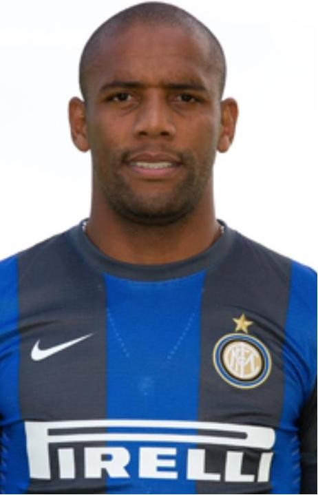 Inter Milan's Maicon