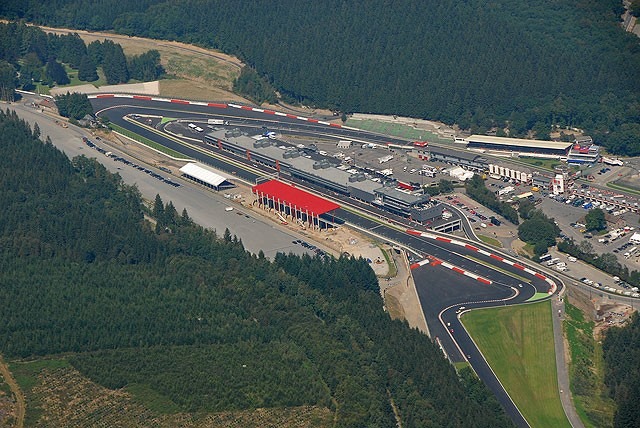 Spa-Fracorchamps, Formula 1 Belgian Grand Prix