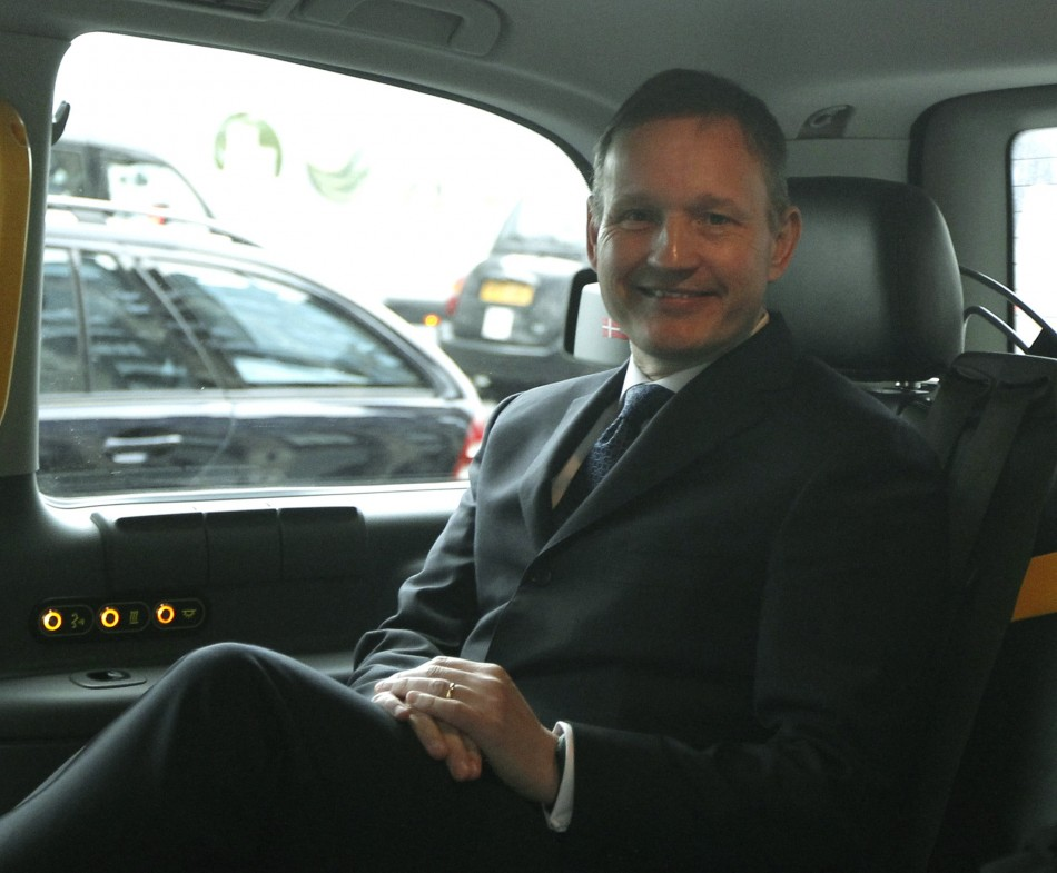 New Barclays CEO Antony Jenkins