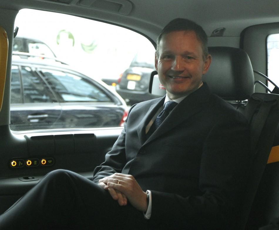New Barclays CEO Antony Jenkins