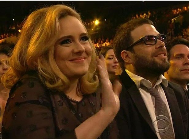 Adele and Simon
