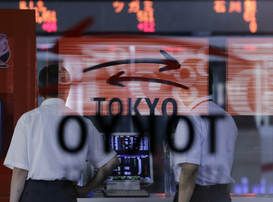 Japanese Industrial Output Slides on Falling Global Demand