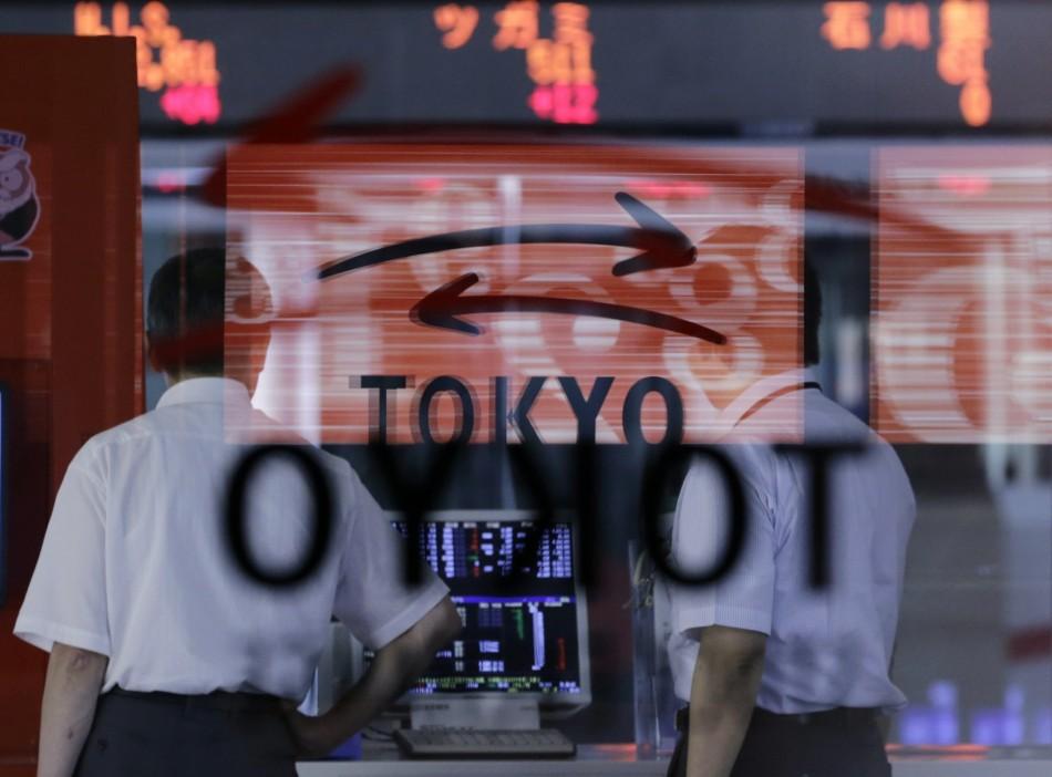 Japanese Industrial Output Slides on Falling Global Demand