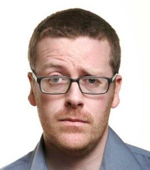 Frankie Boyle defended the tweets as just doing his job (Twitter)