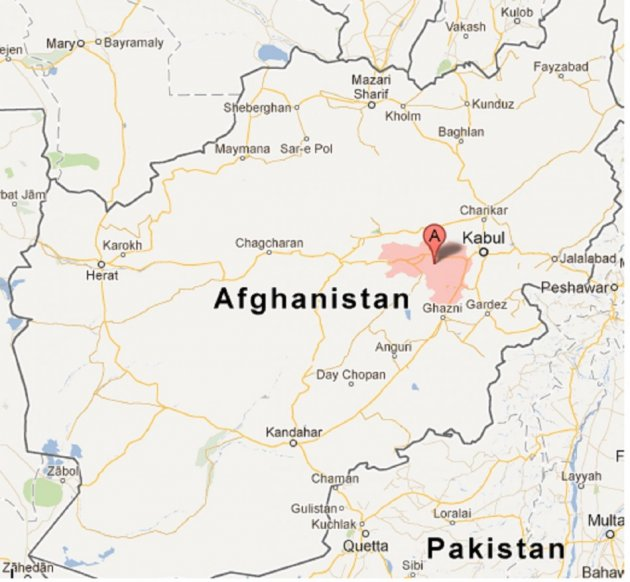 Afghanistan (Reuters)