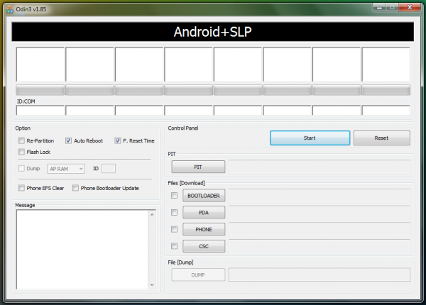Update Galaxy S3 i9300 to Android 4.0.4 ICS Update with XXBLH3 ROM