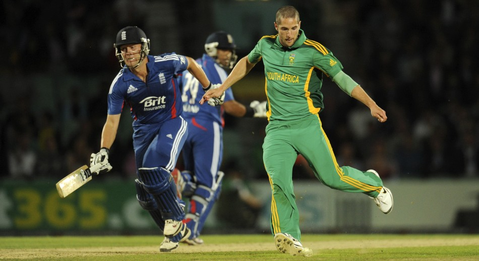 England v South Africa fourth ODI