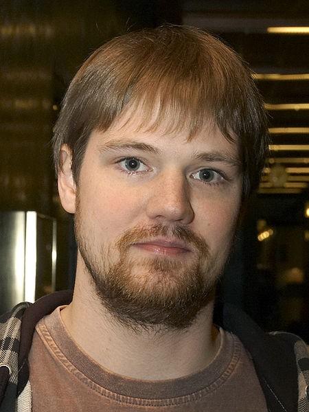 """Fredrik """"TiAMo"""" Neij"""
