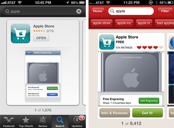 Apple Rolls Out Redesigned iOS 6 Beta App Store